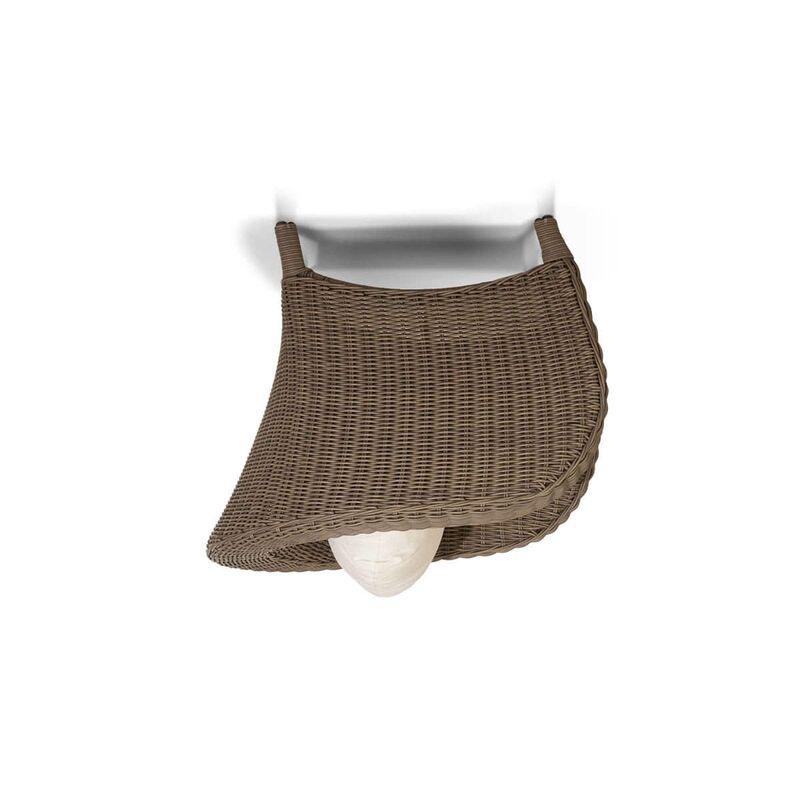 Кресло Римини из искусственного ротанга (4sis) Фото 2