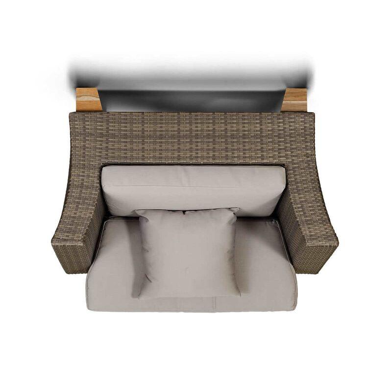 Кресло Феррара из искусственного ротанга (4sis) Фото 2