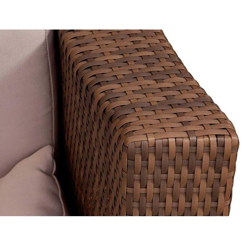 Кресло Феррара из искусственного ротанга (4sis) Фото 4