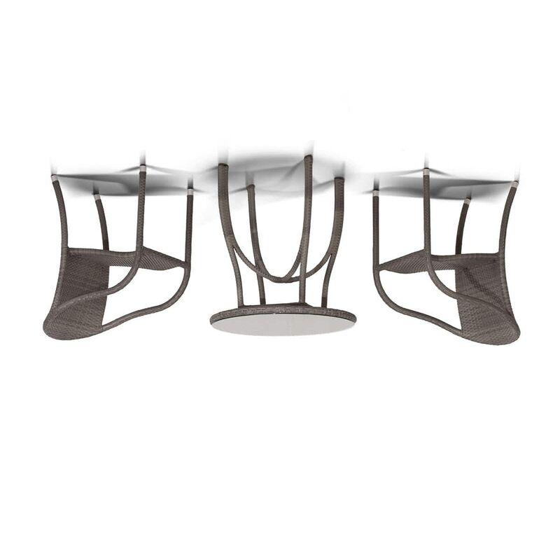 Кресло Форли из искусственного ротанга (4sis) Фото 3