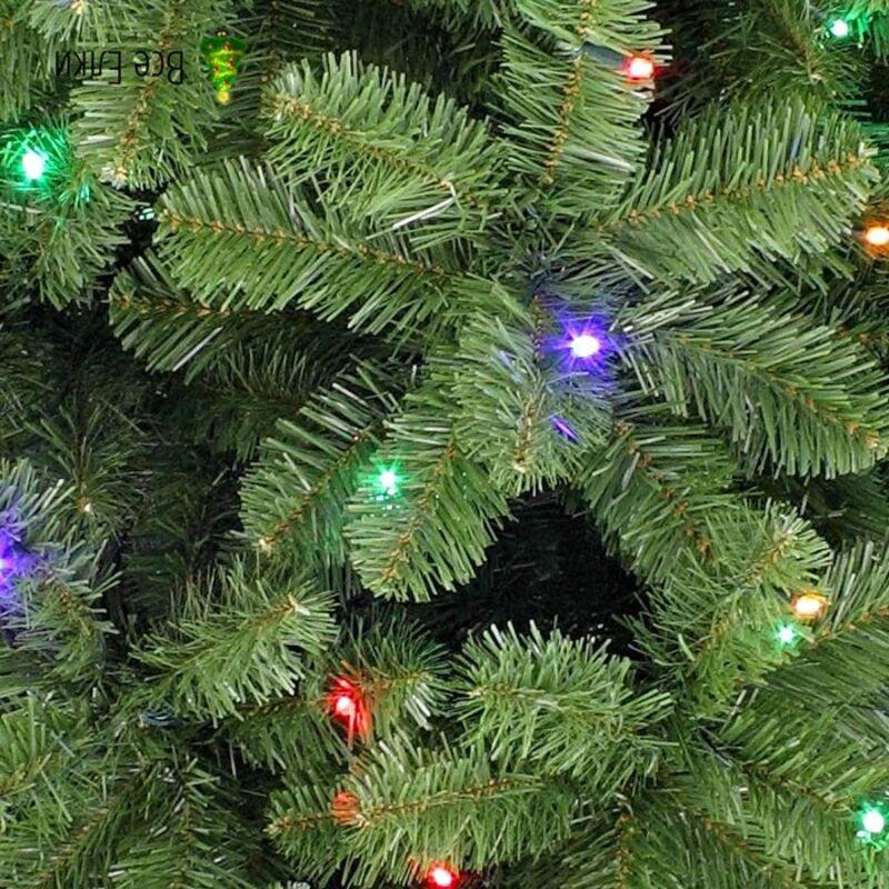 Искусственная Сосна Triumph Tree Санкт-Петербург 230 см 288 ламп мультиколор 73926 Фото 2