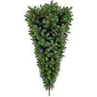 Искусственная Сосна Triumph Tree Санкт-Петербург 230 см 288 ламп мультиколор 73926