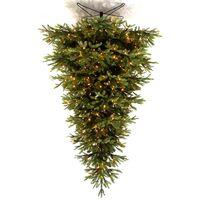 Искусственная Елка Black Box Коттеджная зеленая 305 см 960 лампы 74361