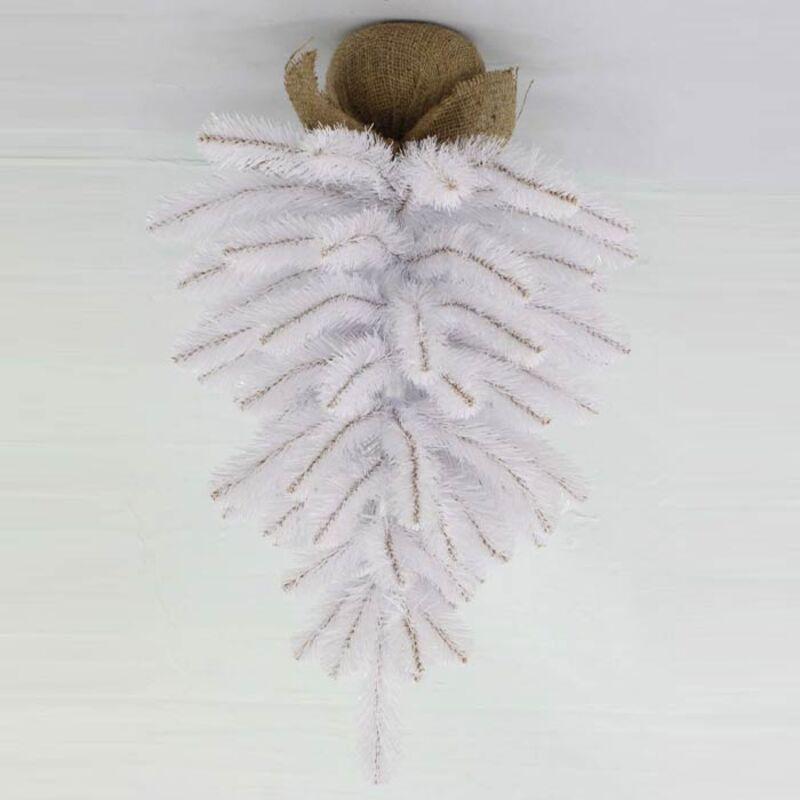 Искусственная Елка Triumph Tree Атлантическая белая 60 см в мешочке 73001 Фото 4