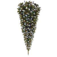 Искусственная Елка Triumph Tree Женева заснеженная 215 см 224 лампы 73179