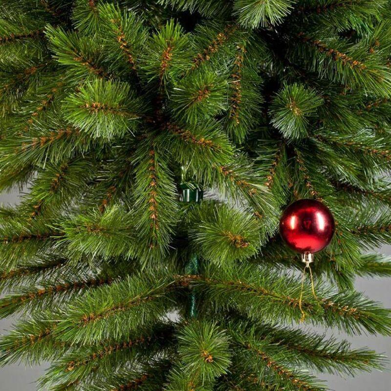 Искусственная Сосна Triumph Tree Женева зеленая 215 см 73583 Фото 3