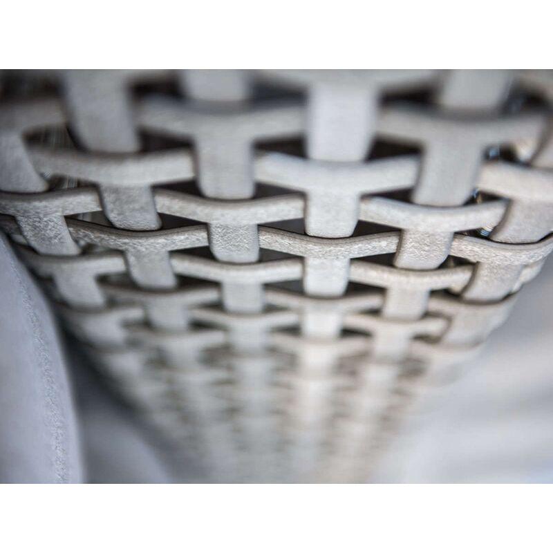Правый модуль Канти из искусственного ротанга (4sis) Фото 3