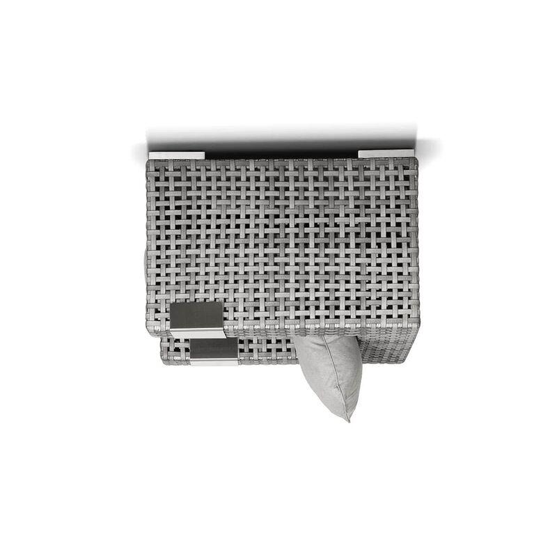 Кресло Тито из искусственного ротанга (4sis) Фото 4