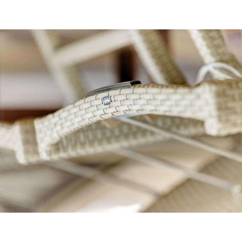 Шезлонг Капри из искусственного ротанга (4sis) Фото 3