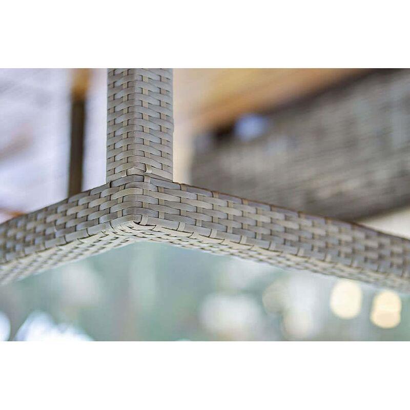 Стол Милан из искусственного ротанга (4sis) Фото 3