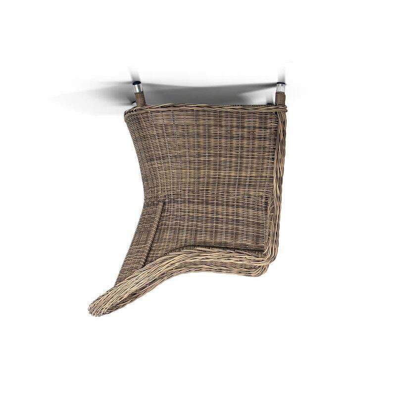 Кресло Равенна из искусственного ротанга (4sis) Фото 5