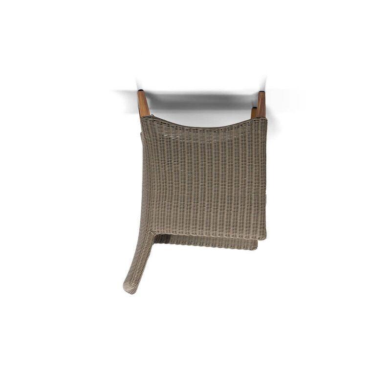 Кресло Пестум из искусственного ротанга (4sis) Фото 5