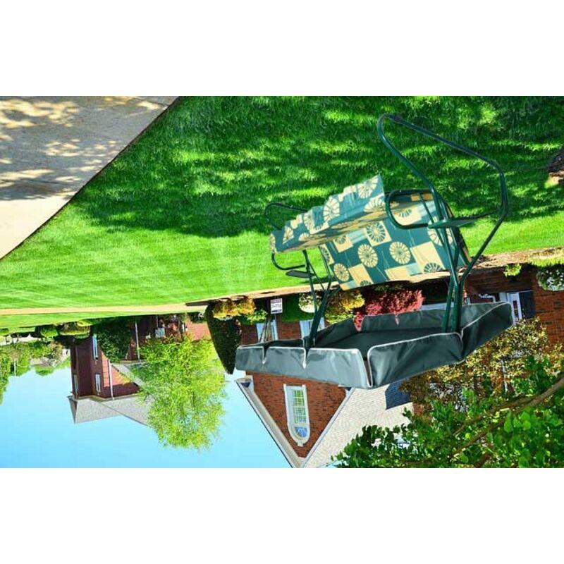 Садовые качели Люкс-2 Фото 2