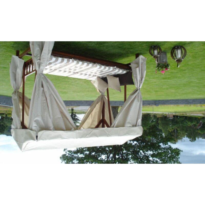 Деревянные садовые качели Dover-Heaven (6515-64) Фото 4