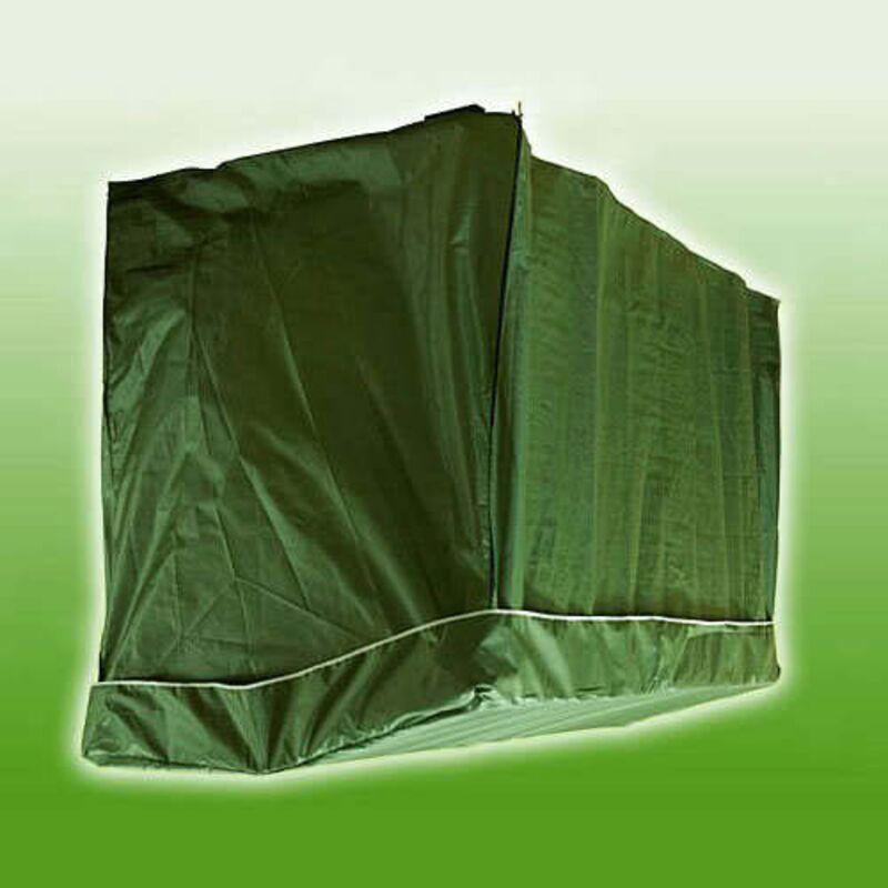 Чехол для садовых качелей Легенда зеленые Фото 2
