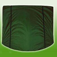 Чехол для садовых качелей Мадрид зеленые