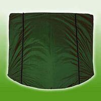 Чехол для садовых качелей Сорренто зеленые