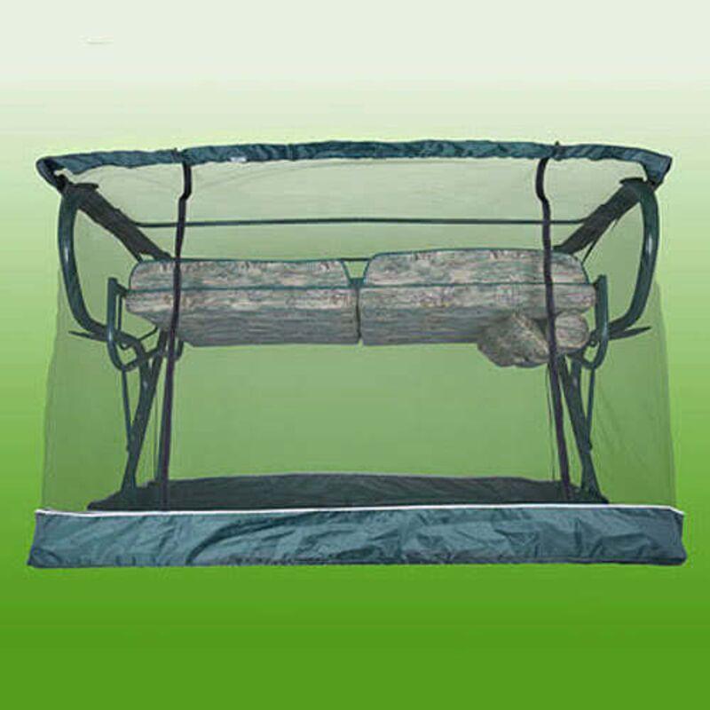 Москитная сетка для садовых качелей Титан зеленые Фото 3