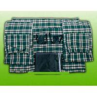 Текстильный комплект чехлов для качелей 76-ые