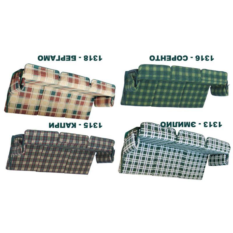 Текстильный комплект чехлов для качелей Торнадо +10К Фото 2