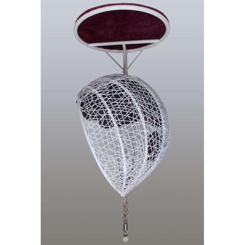 Плетеное подвесное кресло KM 0031 Фото 2