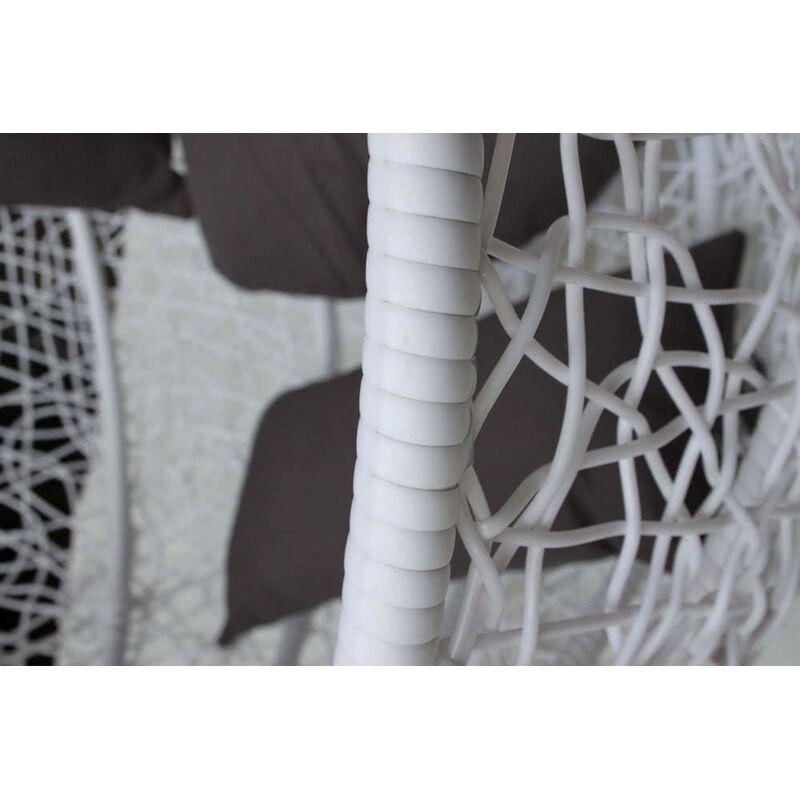 Плетеное подвесное кресло KM 0031 Фото 6