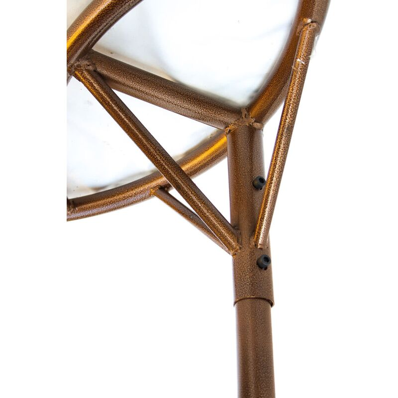 Плетеное подвесное кресло Derong KM 1016 Фото 7