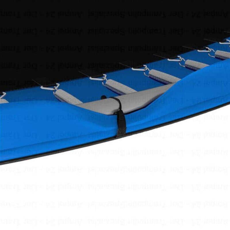 Батут Trampoline 14ft 430 СМ с защитной сеткой Фото 2