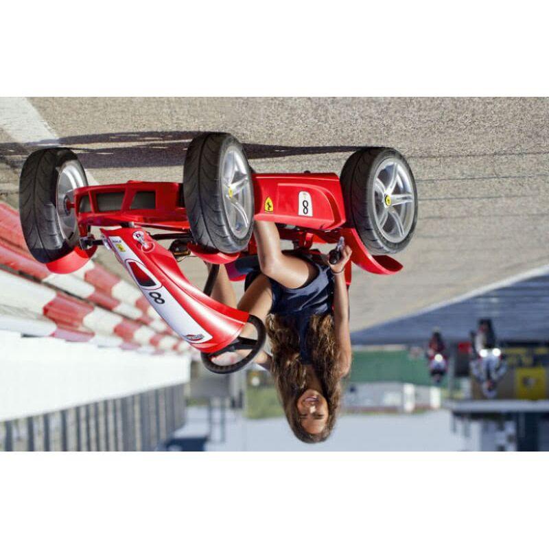 Веломобиль Berg Ferrari 150 Italia 24.23.00.01 Фото 4