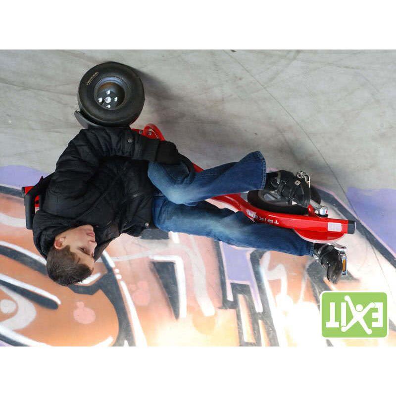 Веломобиль Exit Triker Pro 100 Фото 4
