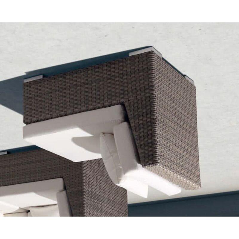Центр Беллуно из искусственного ротанга (4sis) Фото 2