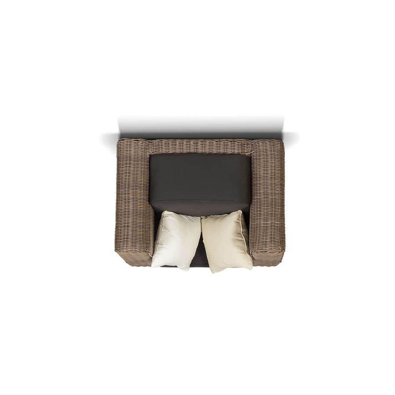 Кресло Гранада из искусственного ротанга (4sis) Фото 6