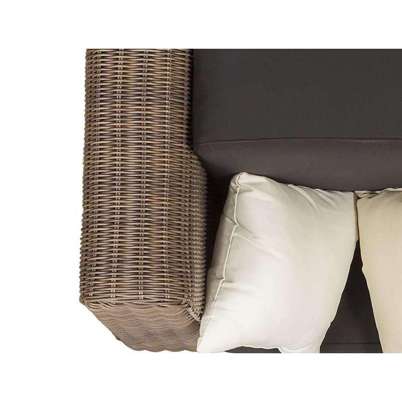 Кресло Гранада из искусственного ротанга (4sis) Фото 5