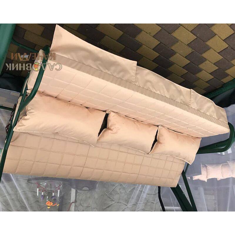 Матрас для качелей Сен-Тропе бежевый 200 см Фото 2