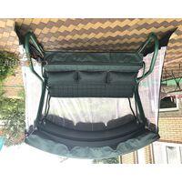 Матрас для качелей Сен-Тропе зеленый 200 см