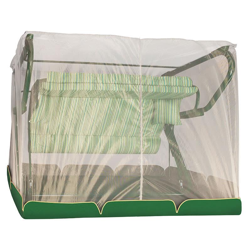 Садовые качели Редфорд 501 зеленые Фото 2
