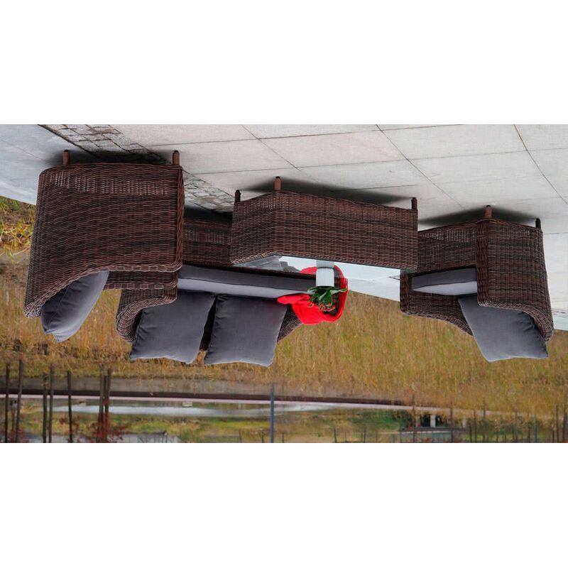 Комплект Кон Панна из искусственного ротанга Фото 3