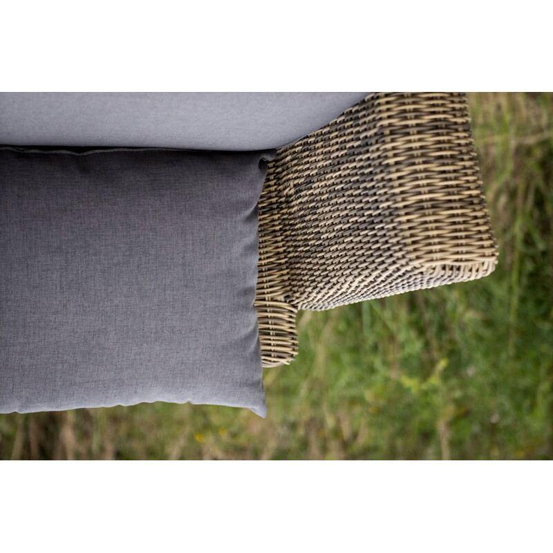 Кресло Капучино из искусственного ротанга Фото 5