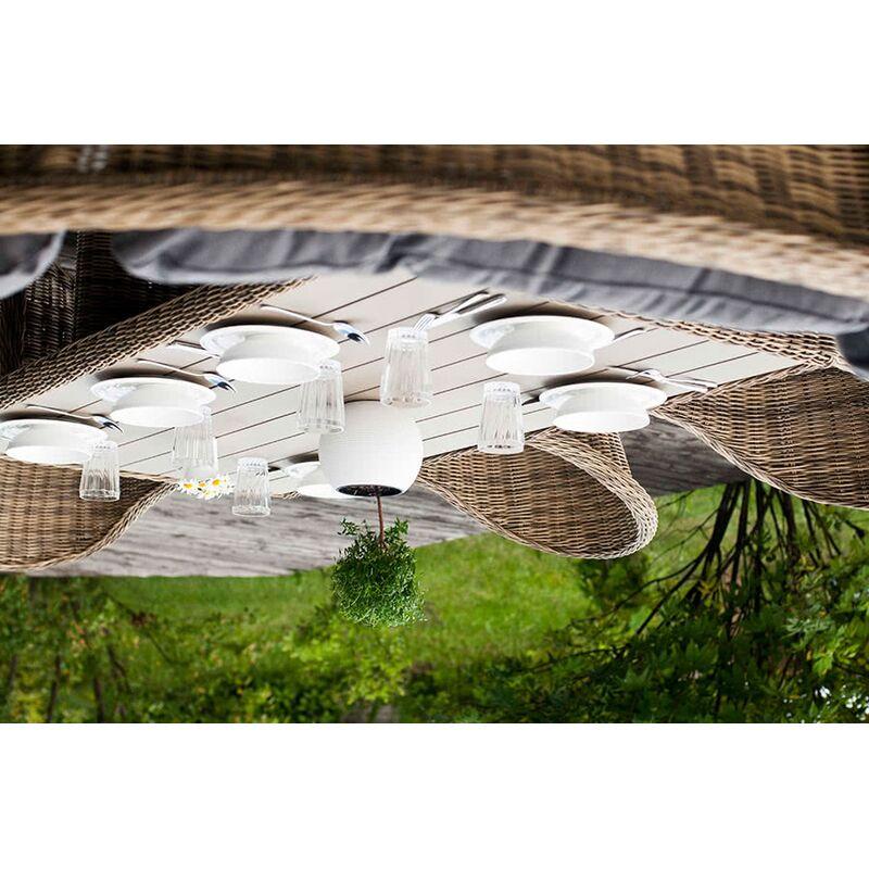 Комплект Бергамо из искусственного ротанга Фото 11