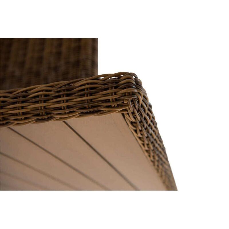 Комплект Бергамо из искусственного ротанга Фото 6