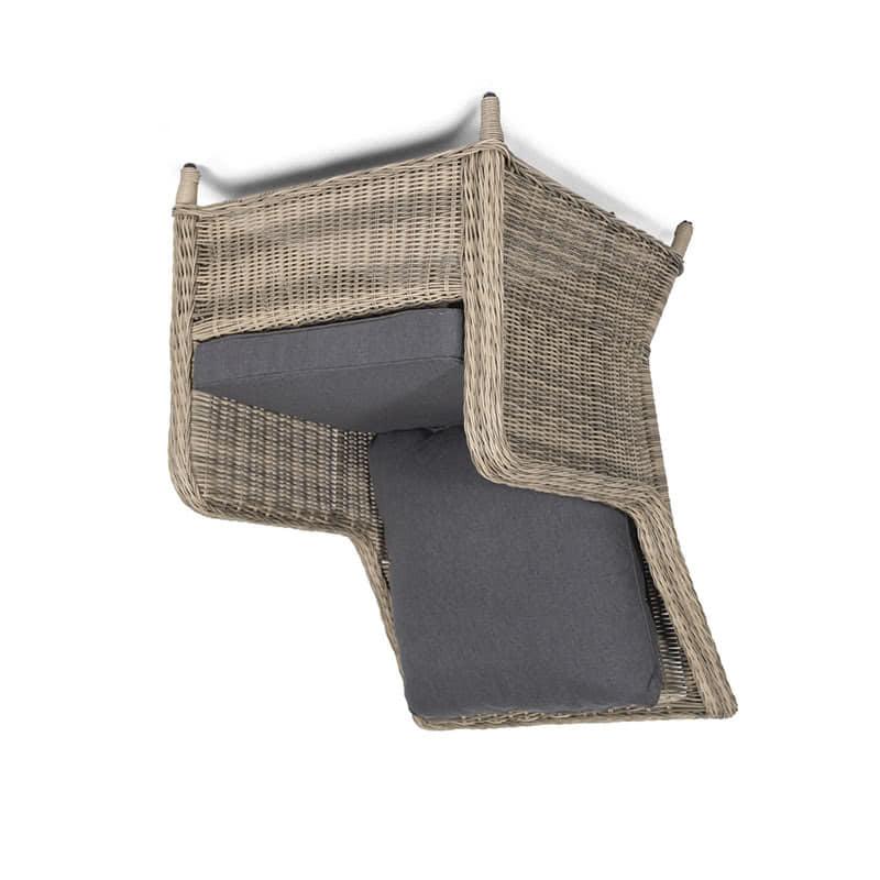 Кресло Гляссе из искусственного ротанга Фото 2