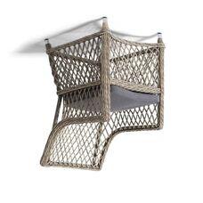 Кресло Латте из искусственного ротанга