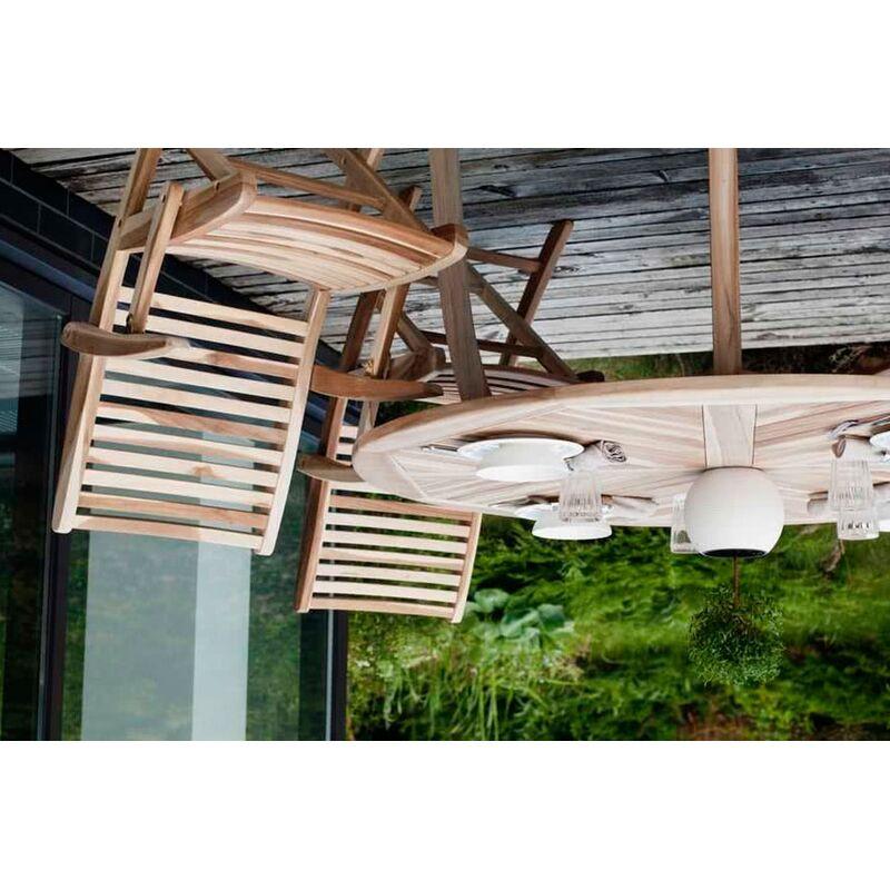 Стол Модена из тика Фото 3