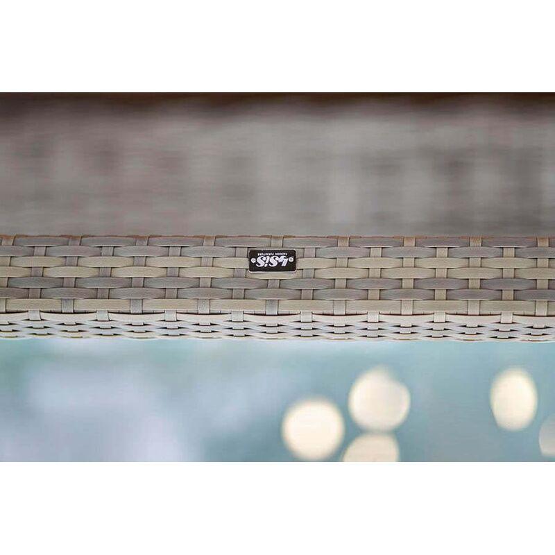 Обеденный комплект Милан из ротанга Фото 8
