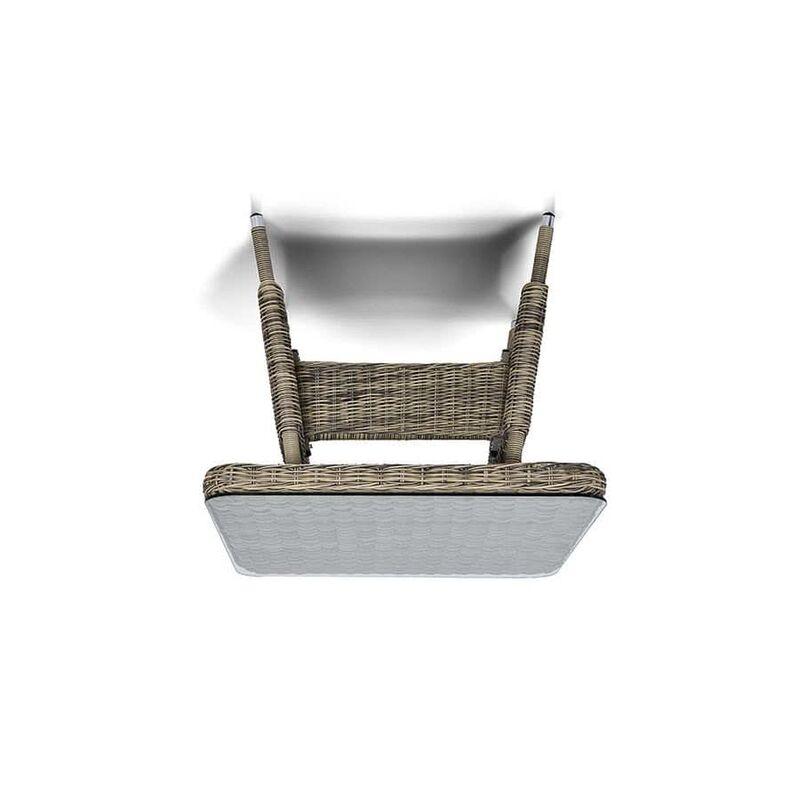 Стол Венето из искусственного ротанга Фото 2