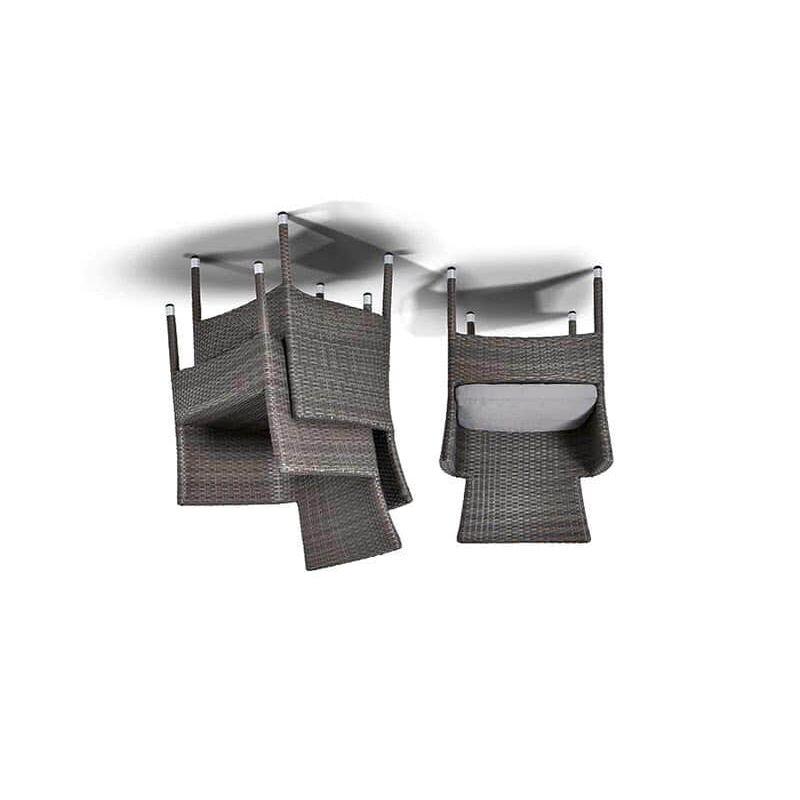 Кресло Терни из искусственного ротанга Фото 3