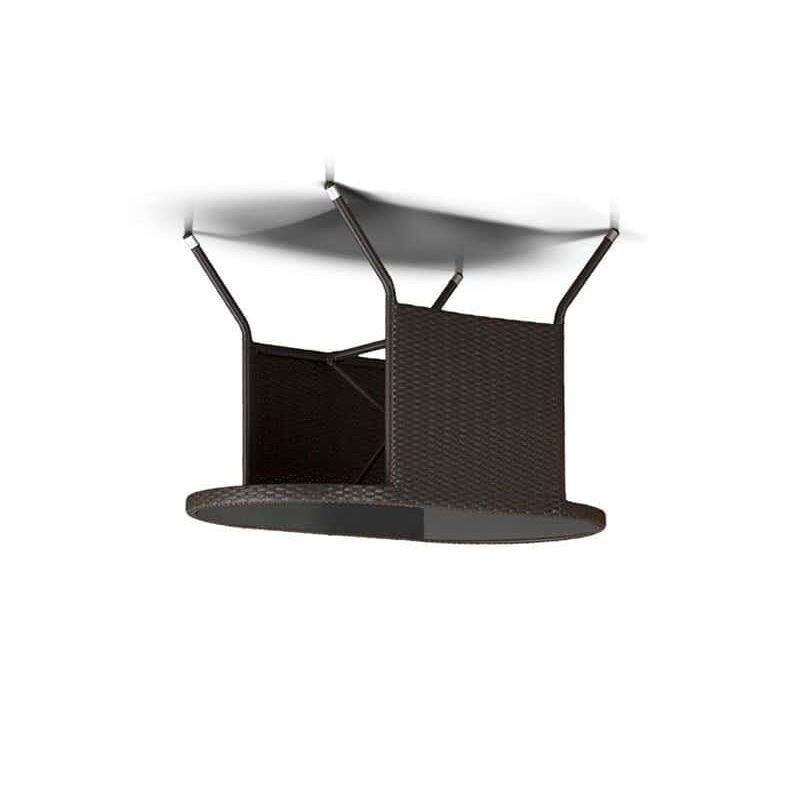 Стол Прато из искусственного ротанга Фото 2