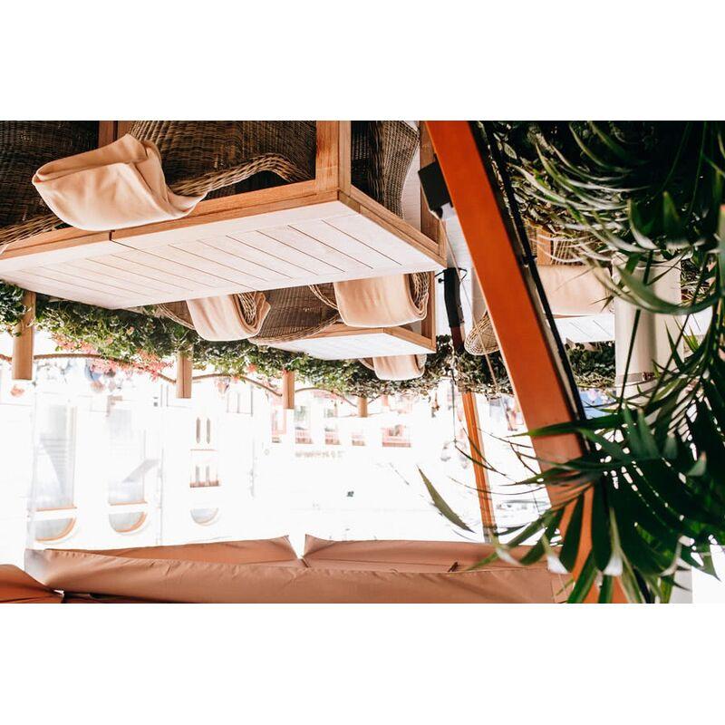 Стол Виченца из тика Фото 8