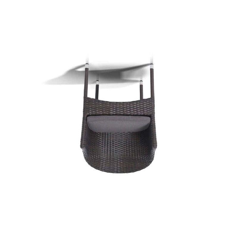 Стул-кресло Фраппе из искусственного ротанга Фото 2