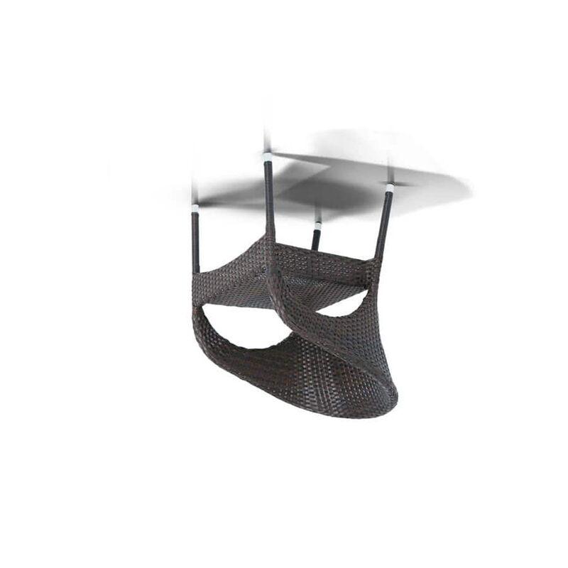 Стул Корретто с подушечкой из искусственного ротанга Фото 3